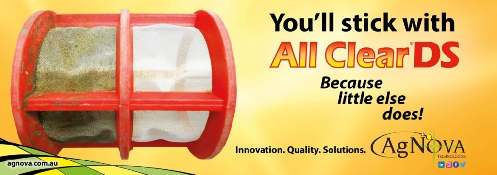 All Clear by AgNova advertisement