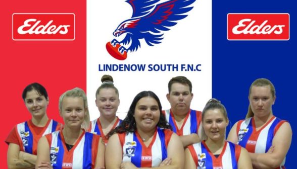 Lindenow-south-womens-football-team